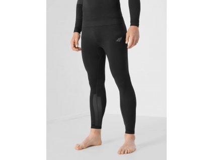 Pánské termo kalhoty 4F H4Z21 BIMB030D černé 01