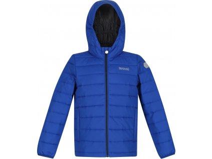 Dziecięca kurtka zimowa Regatta RKN100 Junior Helfa 46J niebieska