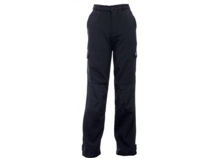 Spodnie dziecięce softshell Regatta RKJ018 WINTER SSHELL Czarne 19