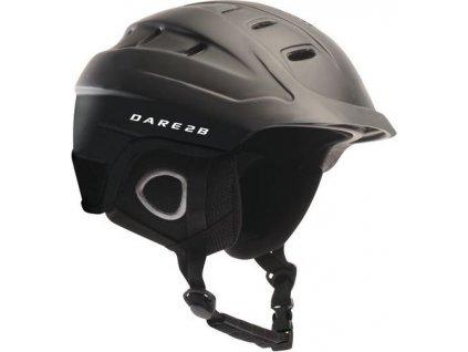 Kask narciarski DUE336 DARE2B Guarda Adult Helm Czarny kolor