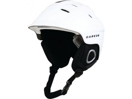 Kask narciarski Dare2b  DUE336 DARE2B Guarda Adult Helm Biały kolor