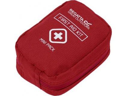 Apteczka podróżna Regatta RCE265 First Aid Kit czerwona