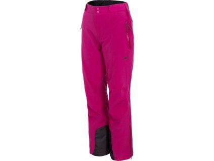 Spodnie damskie narciarskie 4F SPDN003 Różowe