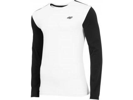 Koszułka męska 4F TSML071 Biała