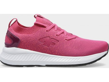 Buty sportowe damskie 4F OBDS300 Różowe