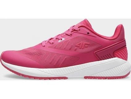 Damskie buty sportowe 4F OBDS301 Różowe