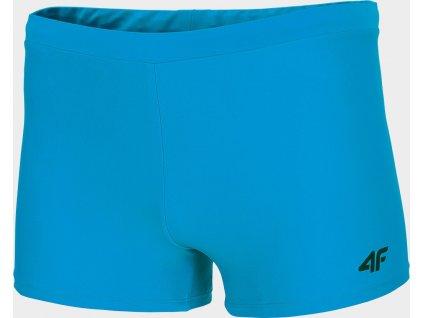 Kąpiełowki męskie typ bokserki 4F MAJM300 Niebieskie