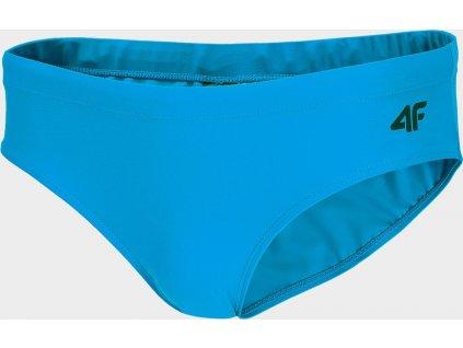 Kąpiełowki męskie 4F MAJM301 Niebieskie