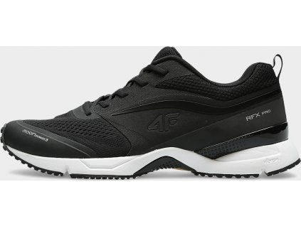 Buty do biegania damskie MoonRunner 4F OBDS101 Czarne