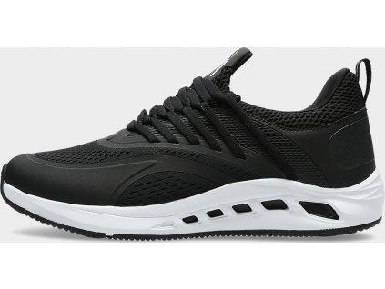 Buty do biegania Gecko 4F OBDS102 Czarne
