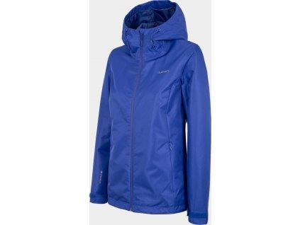 Damska kurtka outdoor Outhoorn KUDT600 Niebieska