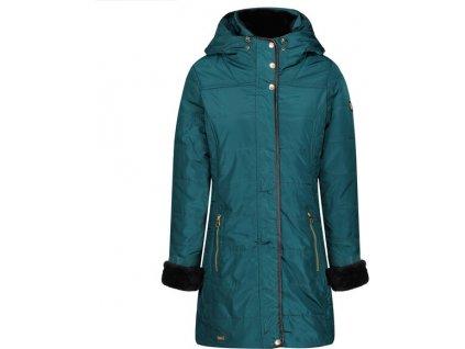 Płaszcz damski REGATTA RWN141 Patchouli niebieski_zielony