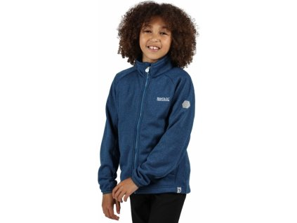 Dziecięca bluza RKL096 REGATTA AVALON niebieska