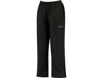 Spodnie outdoorowe dziecięce Chandler OverTrs czarne