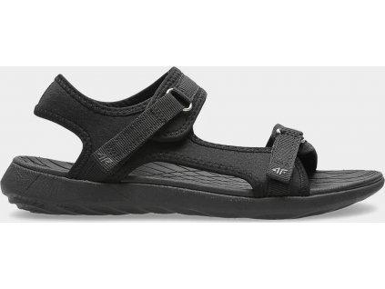 Sandały damskie 4F SAD203 czarne
