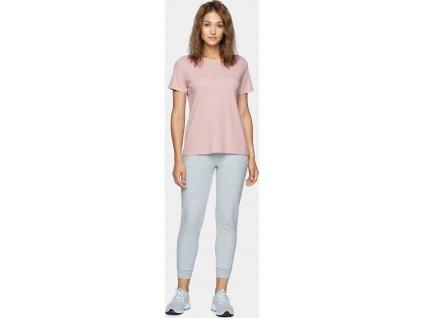 Koszulka damska 4F TSD304 fioletowa