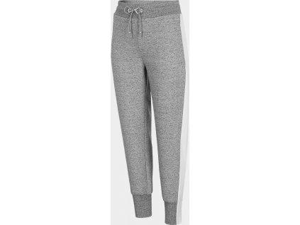 Spodnie damskie dresowe 4F SPDD220 szare