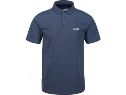Koszułka męska polo Regatta Sinton 8PQ niebieska