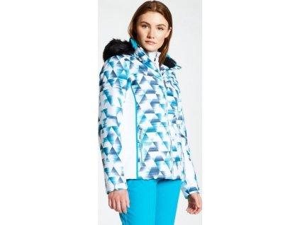 Kurtka damska Regatta Copious Jacket 68E niebieska