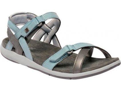 Dámske sandále REGATTA RWF399 Lady Santa Cruz Svetlomodré