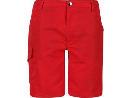 Szorty dziecięce Regatta Sorcer Shorts II 8LT czerwone