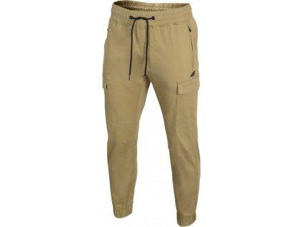 Spodnie męskie 4F SPMC301 beż