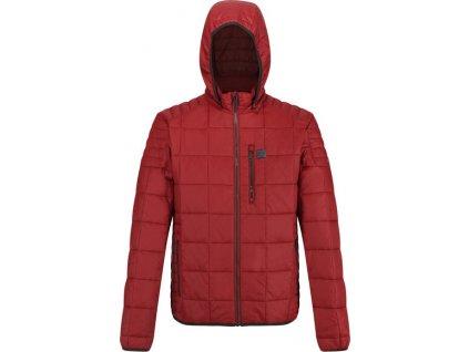 Męska kurtka zimowa Regatta RMN147 Danar Czerwony
