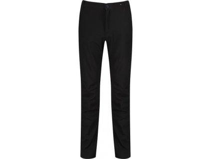 Męskie spodnie Regatta RMJ189R  Fenton (L) Czarne