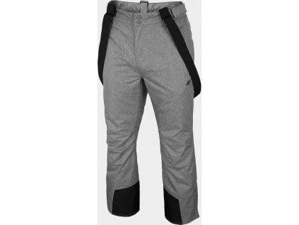 Męskie spodnie narciarskie 4F SPMN350R Szare