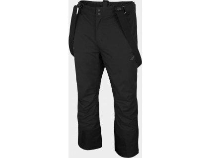 Męskie spodnie narciarskie 4F SPMN350R Czarne