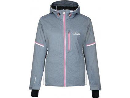 Damska kurtka narciarska Dare2B Opulence Jacket 4NC Grey