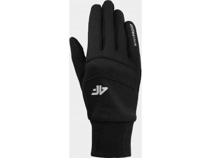 Rękawiczki sportowe 4F REU203 Czarne
