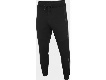 Męskie spodnie dresowe 4F SPMD204 czarne