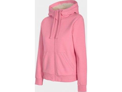 Bluza damska 4F BLD252 różowa