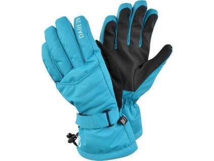 Rękawice damskie narciarskie DWG326 DARE2B Acute Nruiebieski