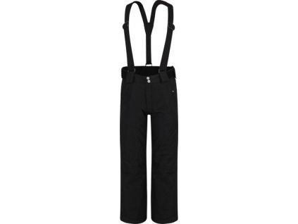 Dziecięce spodnie narciarskie Dare2B DKW406 Motive Pant 800 Czarne