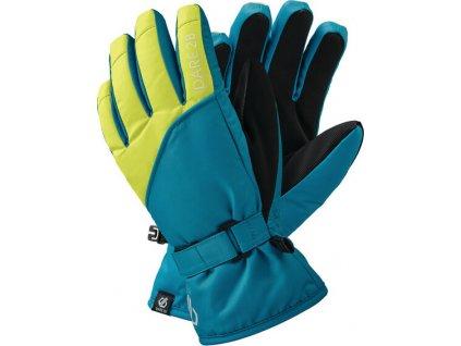 Dziecięce rękawiczki narciarskie Dare2B DBG318 Psotny II Gl D20 Niebieski