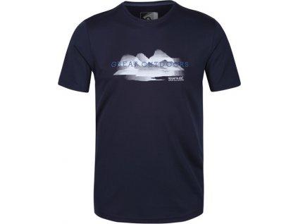 Męska koszulka funkcyjna Regaty RMT216 Fingal V 540