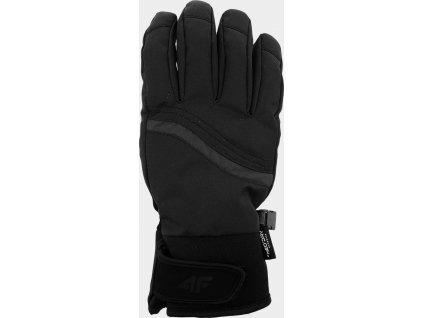 Rękawice narciarskie damskie 4F RED251 czarne