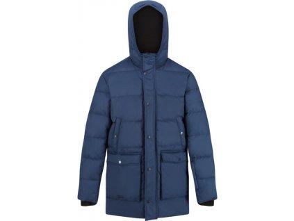 Męska kurtka zimowa Regatta RMN148 Ardal 8PQ niebieska