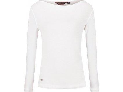 Koszulka damska Regatta RWT191 Frayler 900 biała