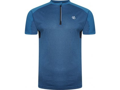 Męska koszulka techniczna Dare2B DMT556 Aces II Jersey 7C7 niebieski