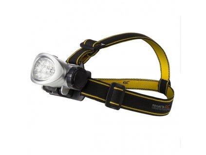 Čelovka Regatta RCE069 10 LED Headtorch Black Sealgr