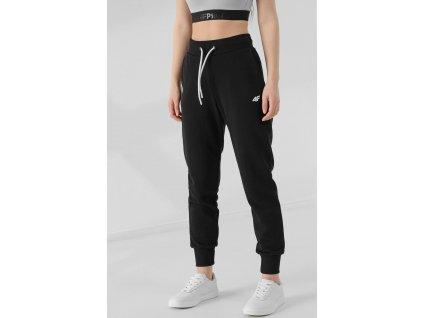 Spodnie dresowe damskie 4F SPDD002 czarne