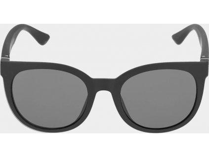 Okulary przeciwsłoneczne unisex 4F OKU062 czarne