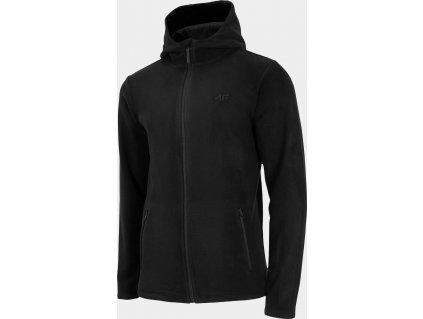 Bluza męska 4F PLM002 czarna