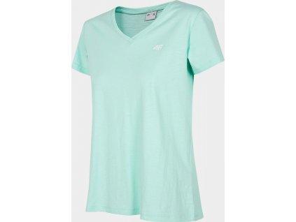 Damska koszulka 4F TSD002 Mint