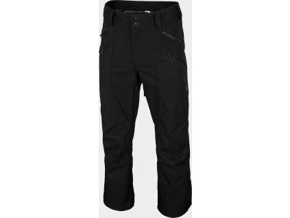 Męskie spodnie narciarskie 4F SPMN552R czarne