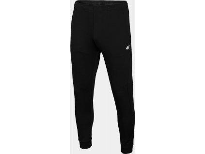 Funkcjonalne spodnie męskie 4F SPMTR011 czarne