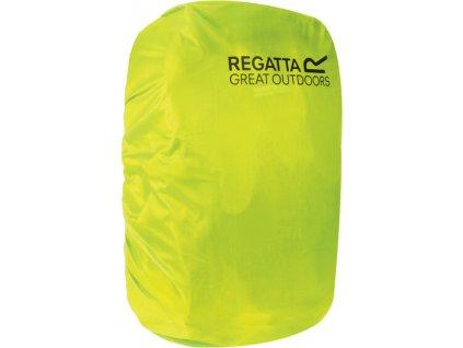 Plecak przeciwdeszczowy 35-50L Regatta EU218 Raincover limonkowy